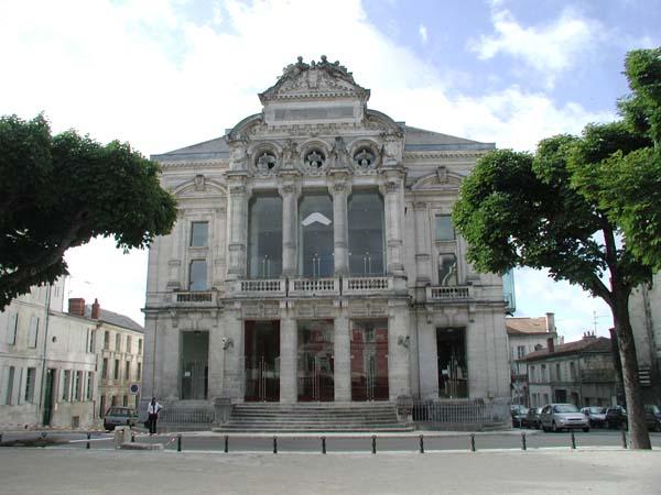 Théâtre – Studio – Angoulême