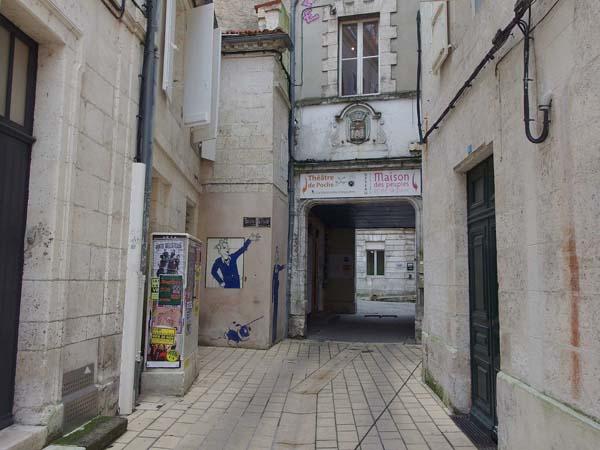 Théâtre de Poche Michel Belezy – Angoulême
