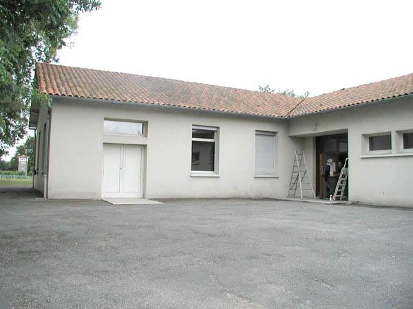 Salle polyvalente – Oradour-Fanais
