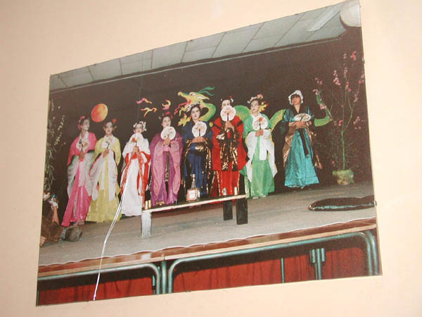 Salle des fêtes – Pleuville