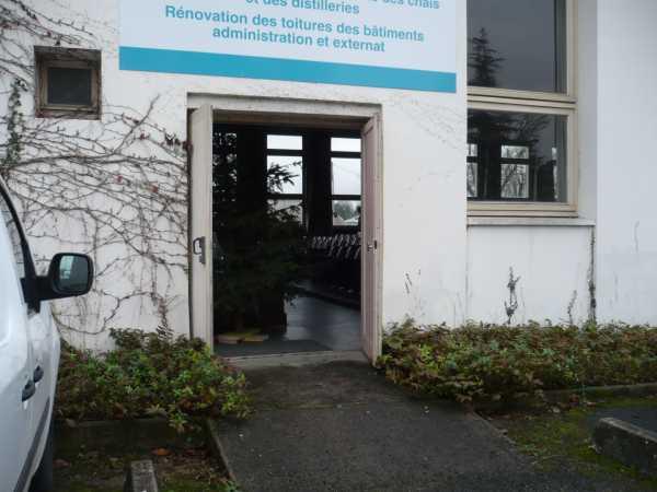 Lycée de L'oisellerie – La Couronne
