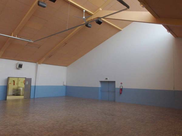 Salle communale G. Lepreux – Nersac