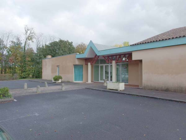 Salle des fêtes – Puymoyen
