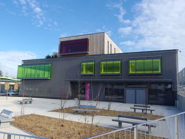 Pôle culturel associatif Soëlys – Auditorium – Soyaux