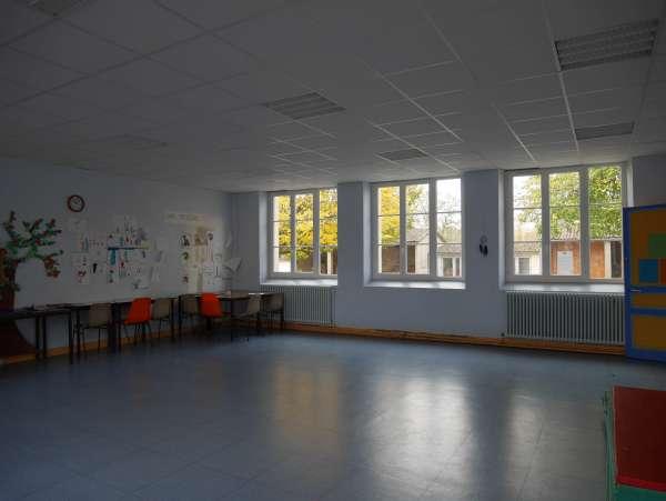 Salle des fêtes – Angeac-Charente