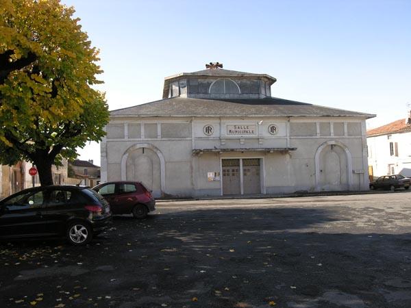 Salle des fêtes – Châteauneuf-sur-Charente