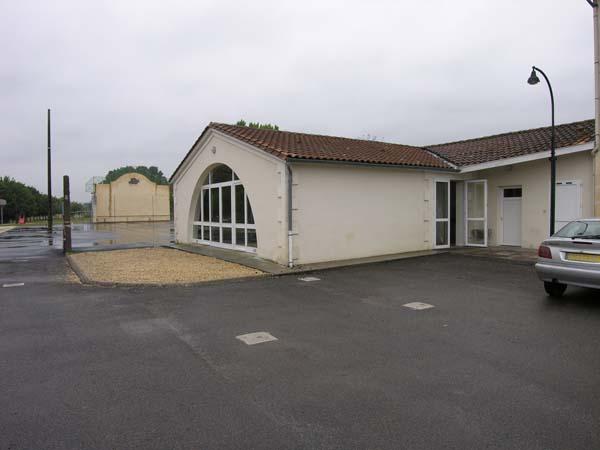 Salle communale – Graves-Saint-Amant