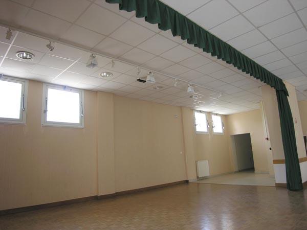 Salle socio culturelle – Hiersac
