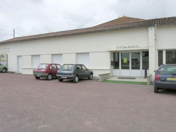 Foyer rural – Juillac-le-Coq