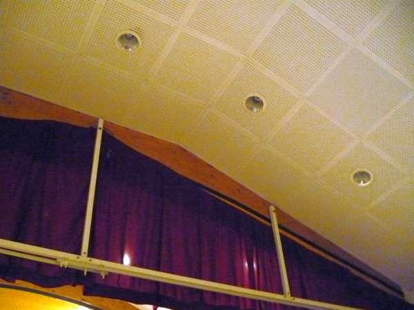 Salle des fêtes – Saint-Genis d'Hiersac