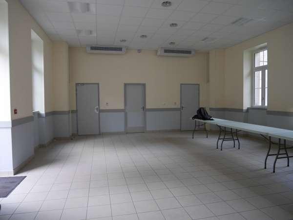 Salle des fêtes – Saint-Simon