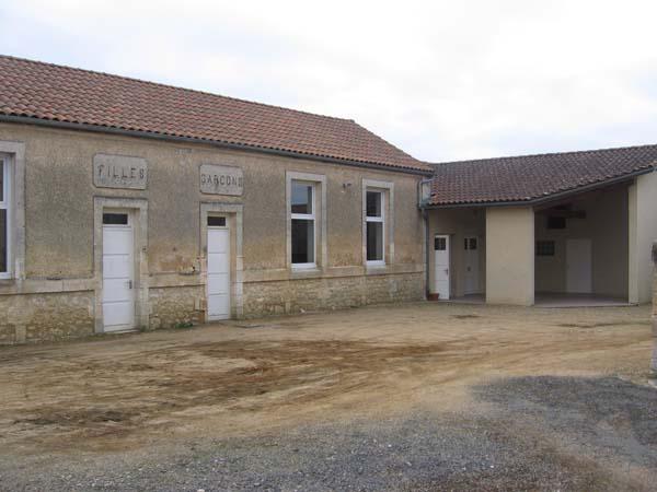 Salle communale – Bazac