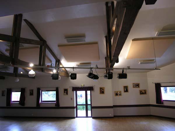 Salle des fêtes – Chatignac
