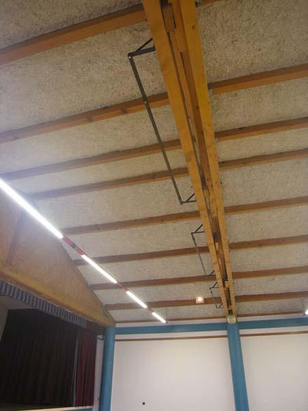 Salle municipale – Condéon