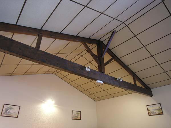 Salle des fêtes – Cressac-Saint-Genis
