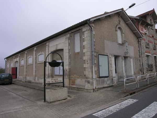 Cinéma – Montmoreau Saint-Cybard
