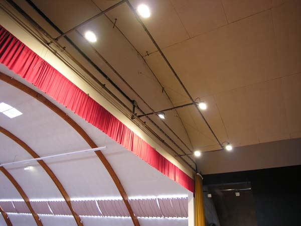 Salle polyvalente – Montmoreau Saint-Cybard