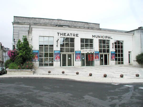 Théâtre Municipal (petite salle) – Cognac