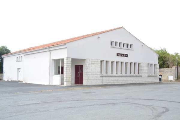 Salle des fêtes – Andilly