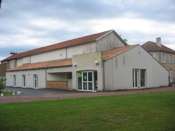 Salle des Fêtes municipale – Benon