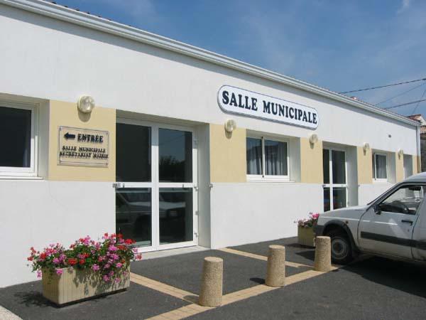 Salle municipale – Breuil la Réorte