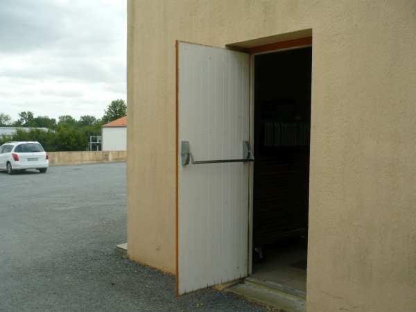 Salle communale – La Grève sur Mignon