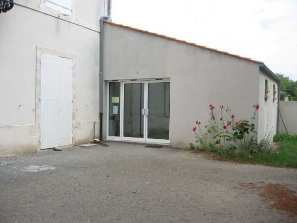 Salle communale – La Laigne