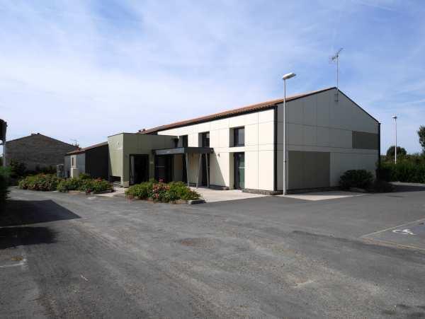 Salle Simonnet – Saint-Pierre d'Amilly