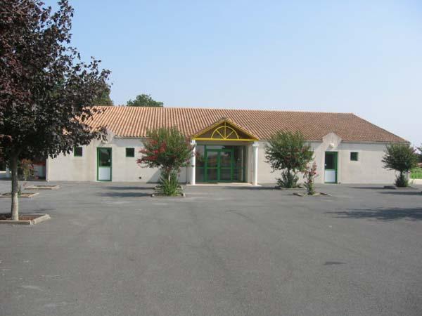 Salle polyvalente – Saint-Christophe