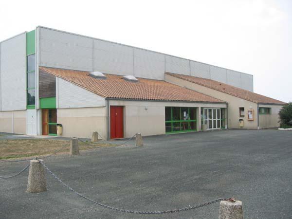 Complexe socio-éducatif – Saint-Jean-de-Liversay