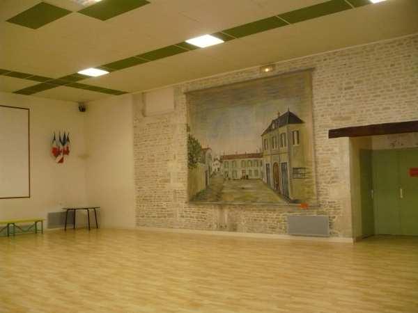 Centre rencontre – Saint-Sauveur-d'Aunis