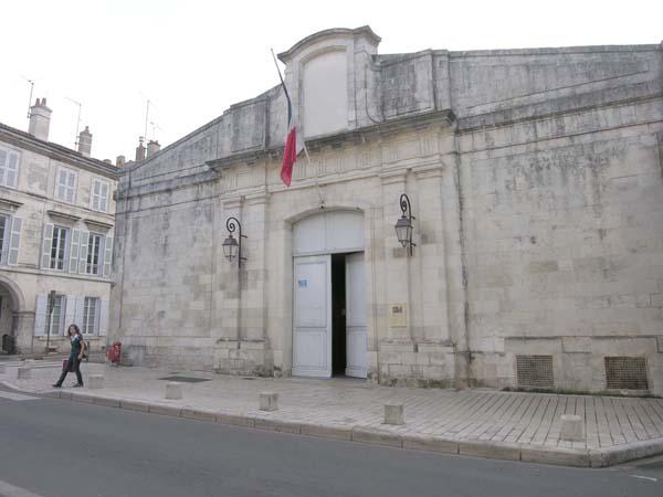 L'Oratoire – La Rochelle
