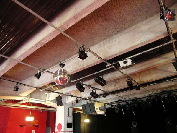 La Sirène – Le Balcon (club) – La Rochelle
