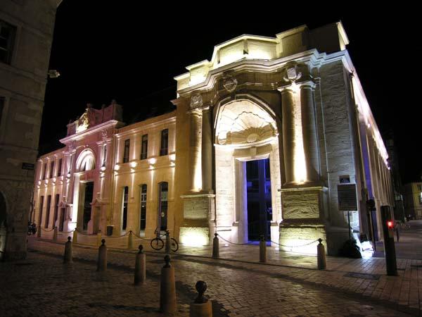La Coursive – Théâtre Verdière – La Rochelle