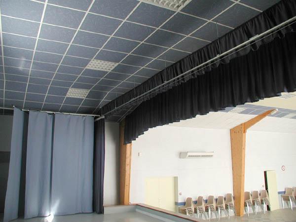 Salle polyvalente – Avy