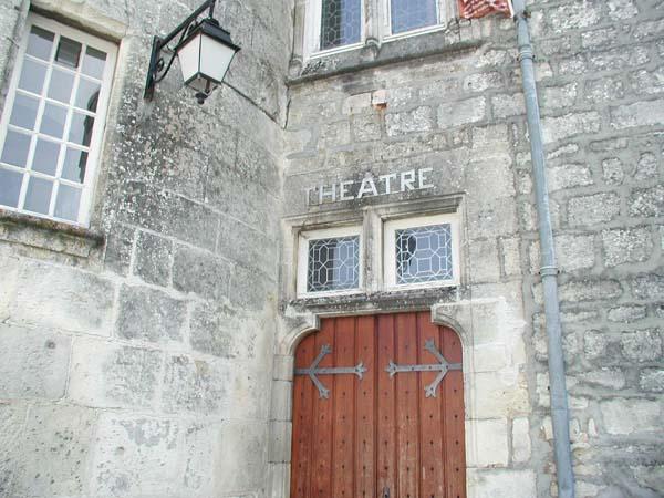 Théâtre du château – Jonzac