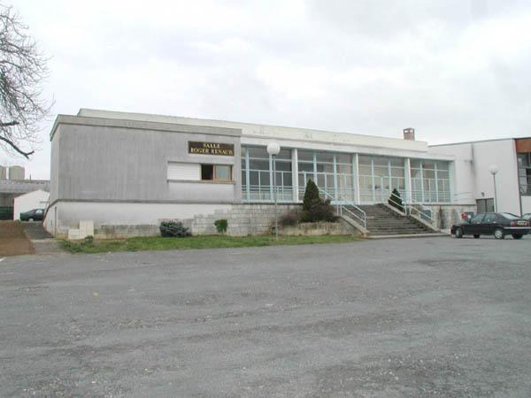 Salle des fêtes Roger Renaud – Pons
