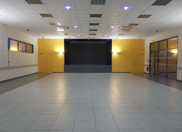 Salle Des F 234 Tes Salignac Sur Charente Apmac Nouvelle
