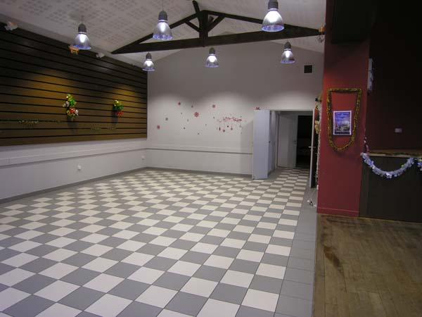 Salle des fêtes – Loix