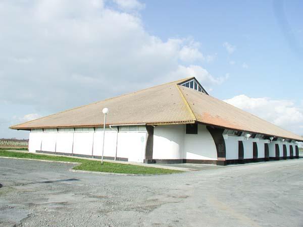 Salle polyvalente – Saint-Clément-des-Baleines