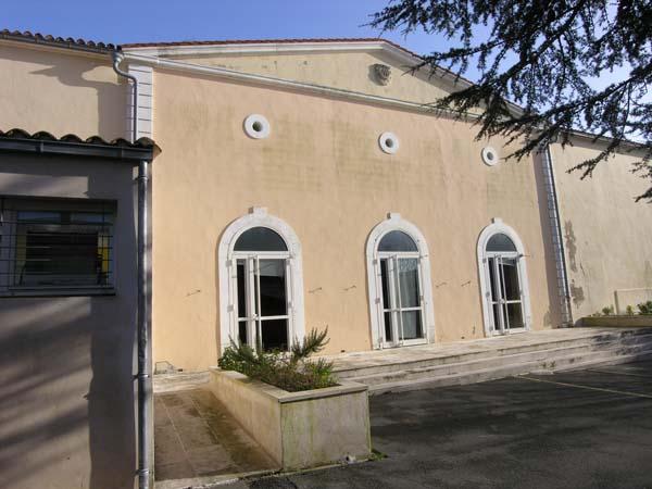 Salle des fêtes – Saint-Martin de Ré