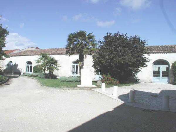 Salle Patrick Moquay – Saint-Pierre-d'Oléron