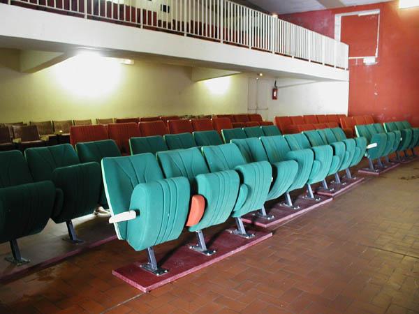 Salle polyvalente – Ile d'Aix