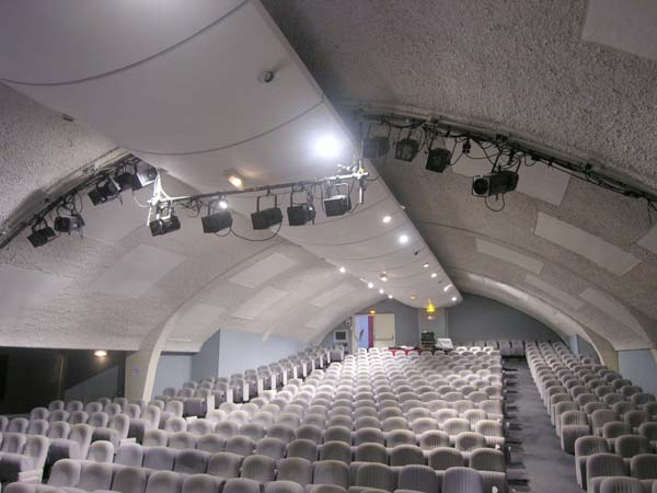 salle spectacle royan