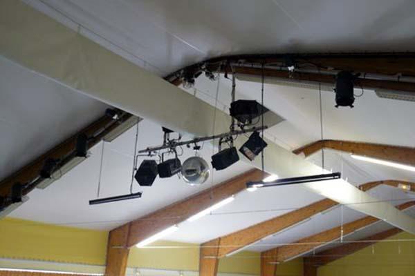 Espace socio-culturel Georges Brassens – Salle des fêtes communale – Saint-Sulpice-de-Royan