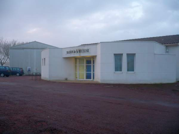 Salle de La Récluse – Saintes