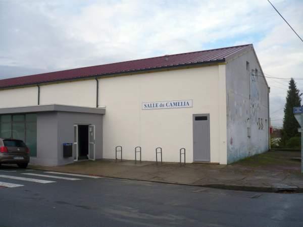 Salle CAMELIA – Saintes