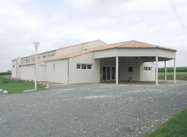 Salle polyvalente – Balanzac