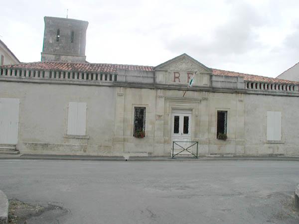 Salle des fêtes – Chérac