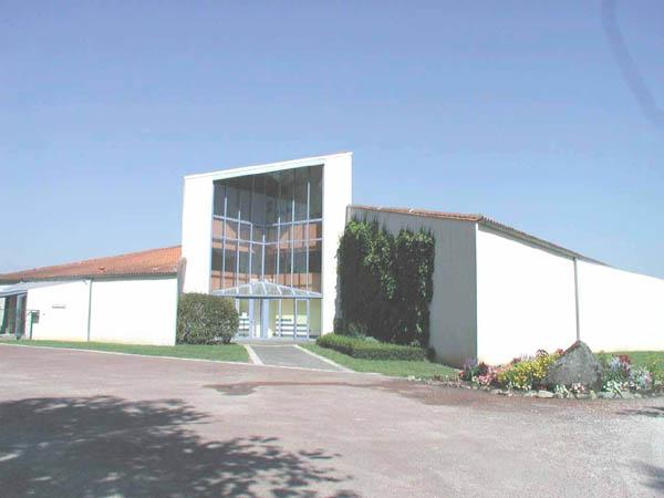 Salle Polyvalente – Fontcouverte